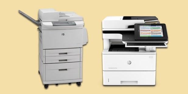 Macam Jenis Tipe Printer LaserJet