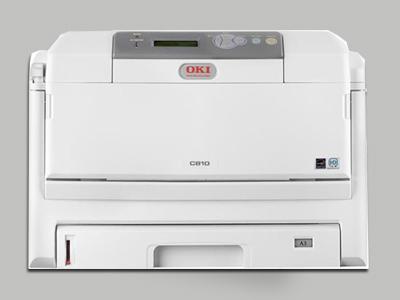 Harga Printer Laser Warna A3 OKI C810n Terbaru 2017