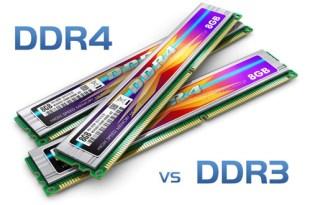 Perbedaan Memori RAM DDR3 Dengan RAM DDR4