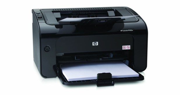Review Kelebihan Spesifikasi Printer HP LaserJet Pro P1102w