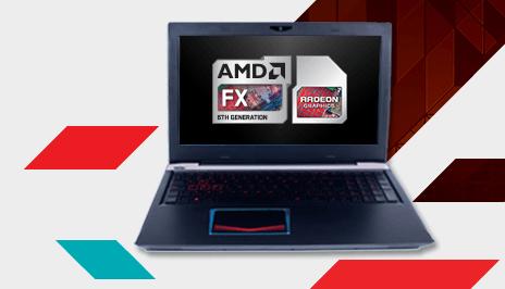 5 Laptop Gaming AMD Terbaik Harga Murah Tahun 2017