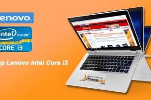 5 Laptop Lenovo Intel Core i3 Terbaik Harga Termurah