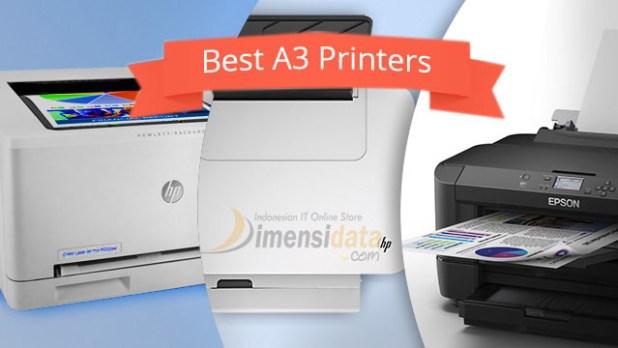 5 Printer A3 Terbaik Untuk Usaha Percetakan Terbaru 2017