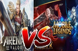 AOV Arena of Valor vs Mobile Legend ML