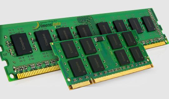 Apa yang dimaskud Memori RAM DIMM dan RAM SODIMM