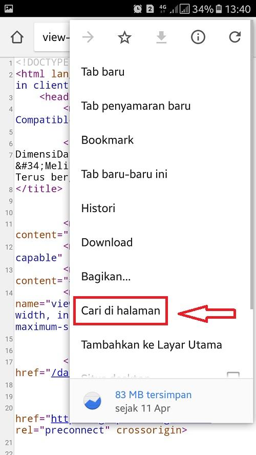 Cara Download Video di Instagram via HP Android 1