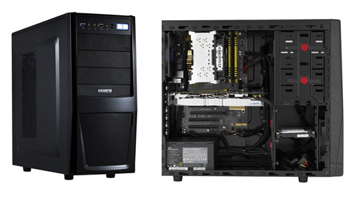 Casing PC Gaming Terbaik Gigabyte IF 233