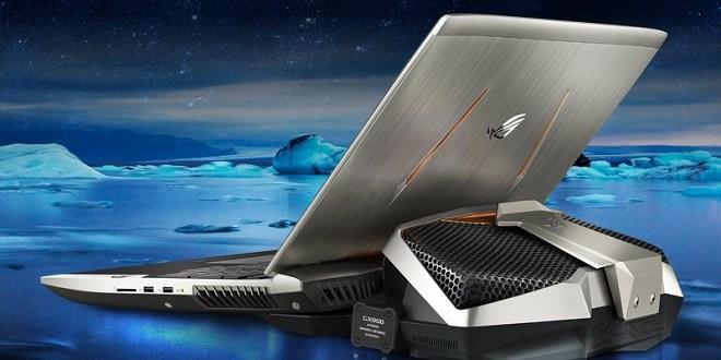 Asus ROG GX800VH, Laptop Gaming Kelas Dewa Harga 95 Juta
