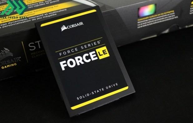 Harga dan Spesifikasi SSD Corsair Force Series LE200 240GB