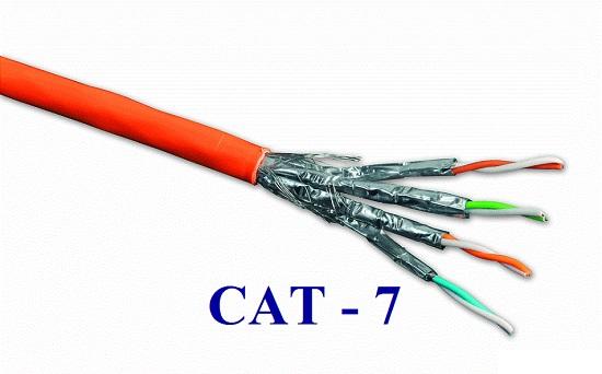 Kabel UTP cat7