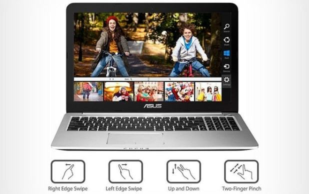 Laptop Desain Grafis Terbaik Asus K501UX-AH71