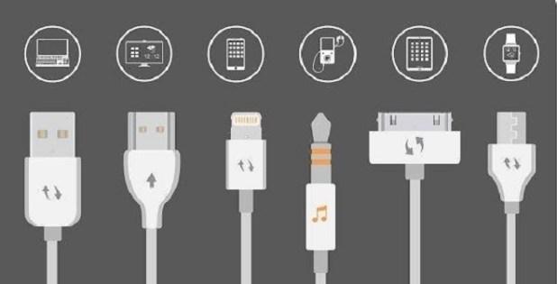 Macam Jenis Tipe Kabel USB dan Versi Kabel USB