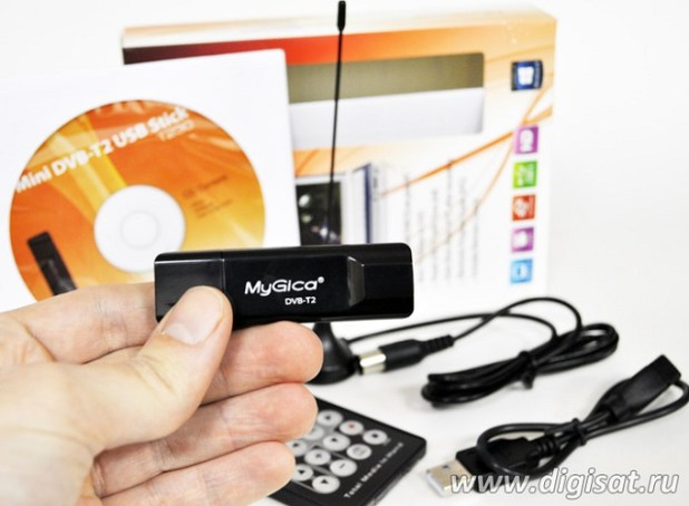 MyGica T230USB TV Tuner Stick Harga