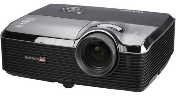 Proyektor Home Cinema Terbaik VIEWSONIC Pro8520HD Terbaru