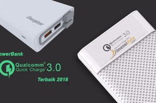 Rekomendasi Power Bank Quick Charge 3.0 Terbaik 2018