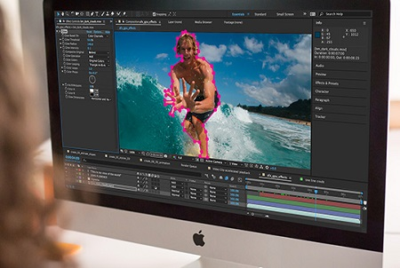 Software Edit Video Terbaik Untuk Windows Adobe After Effects