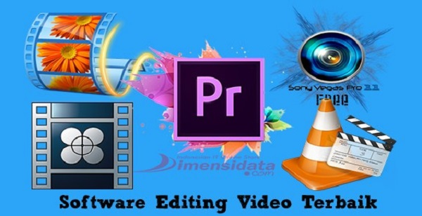 5 Aplikasi dan Software Edit Video Terbaik Untuk Windows
