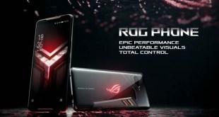 Spesifikasi HP Gaming ASUS ROG Phone dan Harga nya di Indonesia