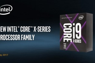 Spesifikasi Intel Core i9 X-Series, Bertenaga 18 Core dan 36 Thread