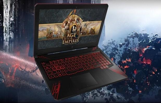 Spesifikasi dan Harga Laptop Gaming Asus TUF FX504GD-E4310