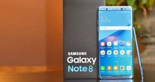 Spesifikasi dan Harga Samsung Galaxy Note 8 Terbaru di Indonesia