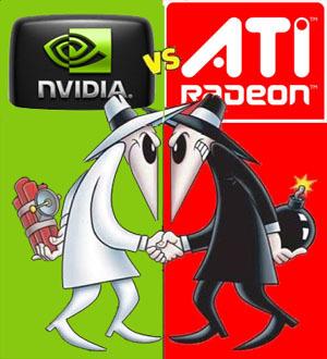 VGA Card Untuk Gamer Sejati: Milih Teknologi NVIDIA atau AMD ATI Radeon?