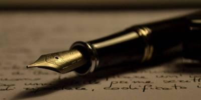 Sous le stylo...