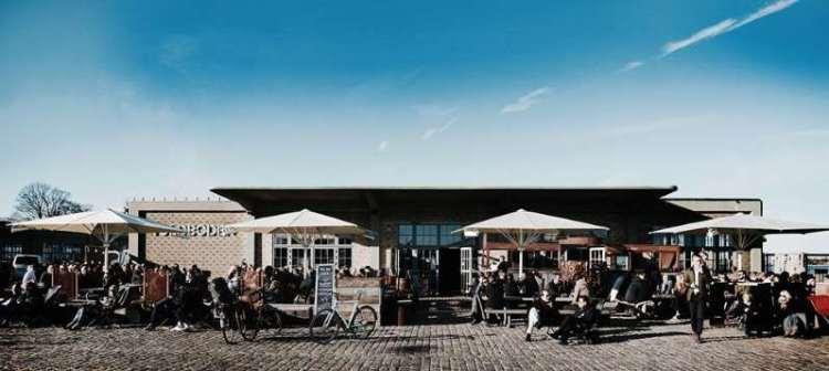 Glimrende grdhaver og udeserveringer i Kbenhavn