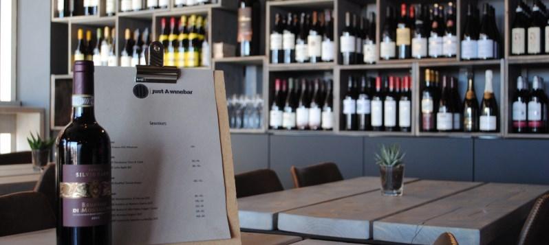 Her er Nordhavnens nye vinbar