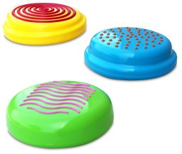 tactile stepping stones