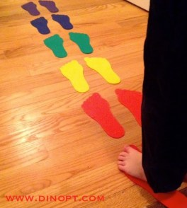 toe walking treatment ideas