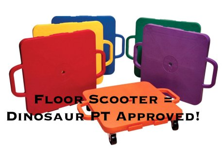 floor scooter