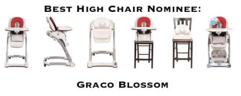 Best High Chair Graco Blossom