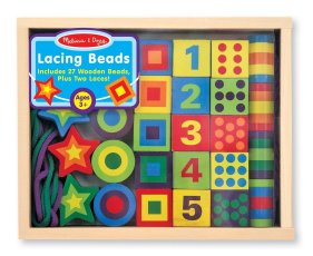 best toddler toys lacing beads
