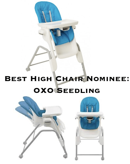 Best High Chair OXO Seedling