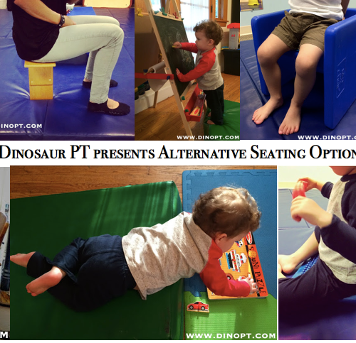 alternative seating options