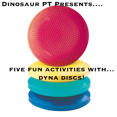 dyna disc activities
