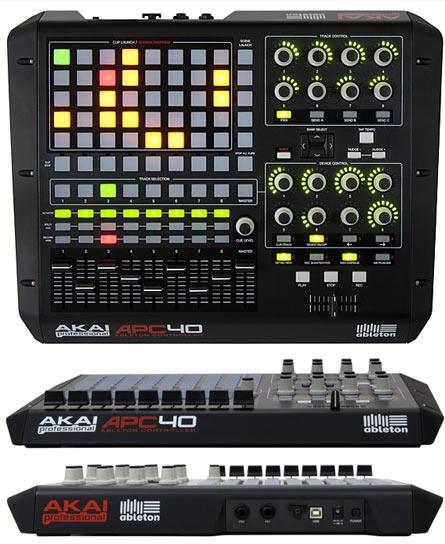 Akai MIDI Controller