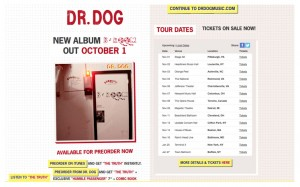 Dr Dog Artist brand
