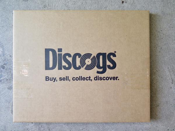 shipping records: packaging of LP