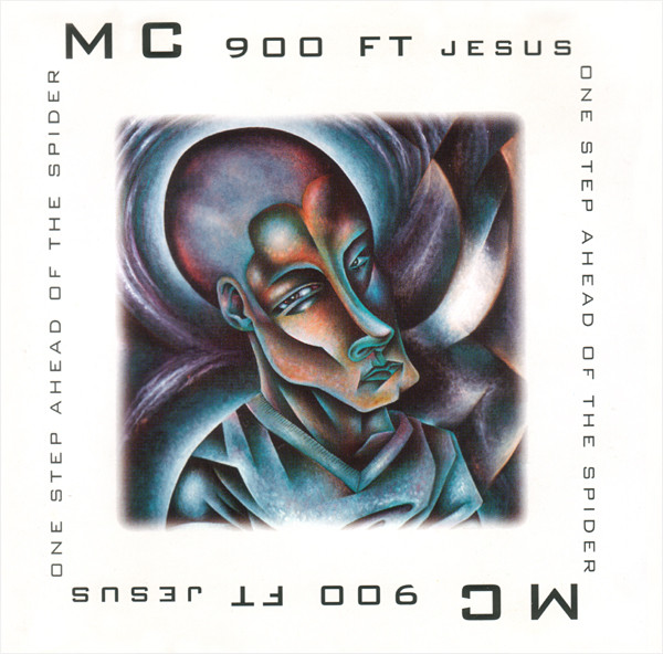 MC 900 Ft. Jesus's lost albums include 'One Step Ahead of the Spider'