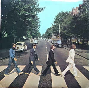 Dirty Dave's Top 10: The Beatles - Golden Slumbers, Carry That Weight, The End (From Abbey Road)