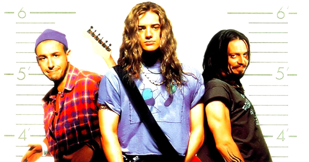 The Lone Rangers from the film Airheads