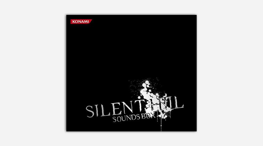 Silent Hill soundtrack album cover