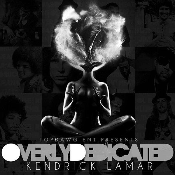 kendrick-lamar-overly-dedicated  album cover