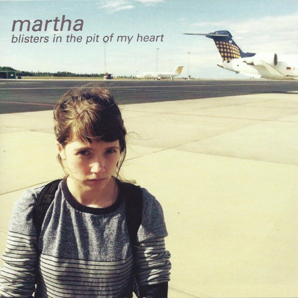 album cover martha blisters