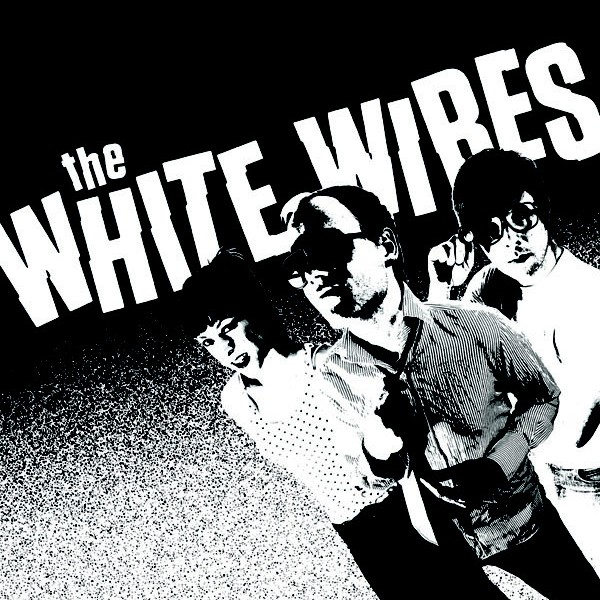 album cover white wires ii