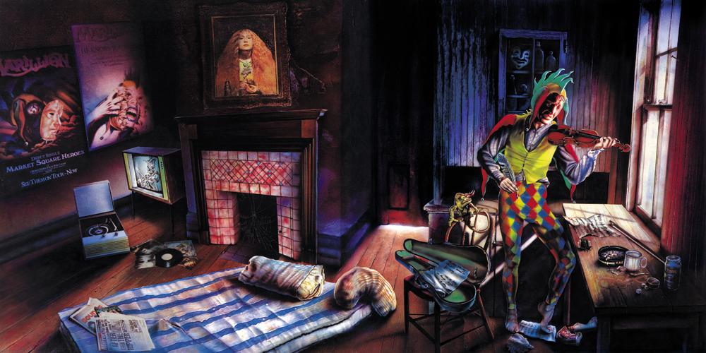 mark wilkinson marillion script for a jesters tear full album art