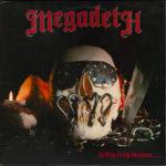 megadeath killing is my business original album cover