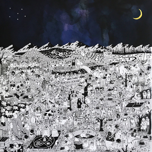 father john misty pure comedy album cover